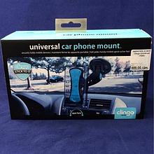 Держатель в авто Clingo Universal