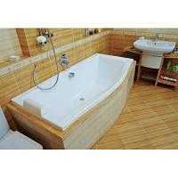 Прямоугольная акриловая ванна MAGNOLIA PU Plus, 170х75 см.