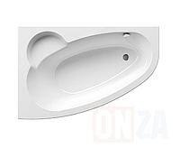 Угловая акриловая ванна ASYMMETRIC 160x105 L