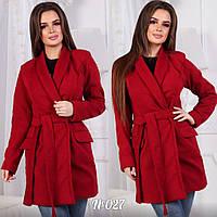 Пальто кашемир, фото 1