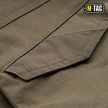 Штани тактичні M-TAC AGGRESSOR GEN.II FLEX (олива), фото 3