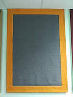 Римские шторы модель Квадро ткань Джуси велюр