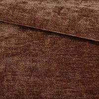 Велюр бархат ткань двухсторонний коричневый