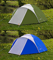 Палатка туристическая двухместная 3000 мм Acamper ACCO 2, фото 1