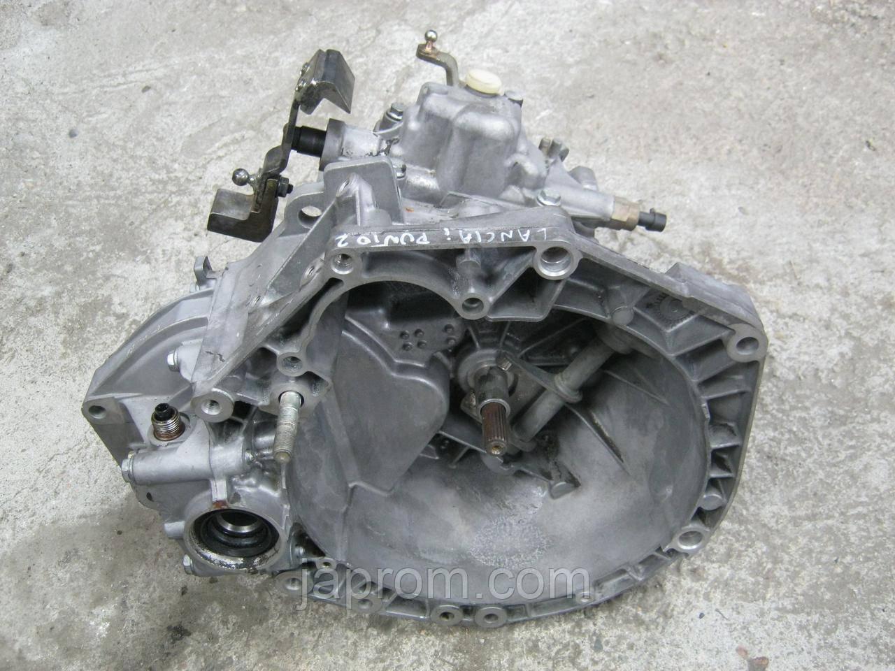 МКПП механічна коробка передач Fiat Punto II, Lancia Ypsilon, 2003р.в. 1.2 8V.