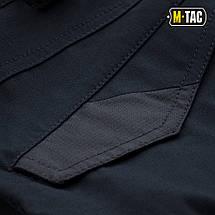 Брюки тактические M-TAC AGGRESSOR GEN.II FLEX (темно-синий), фото 3