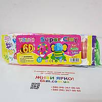 Умный пластилин Super cley 6D