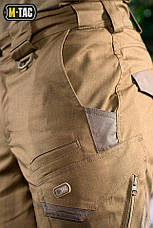 Брюки тактические M-TAC AGGRESSOR GEN.II FLEX (коричневый), фото 2