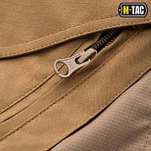 Брюки тактические M-TAC AGGRESSOR GEN.II FLEX (коричневый), фото 3