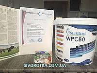 ПРОТЕИН WPC Milkiland Ostrowia 4.5kg.(Без вкуса)Оригинал!