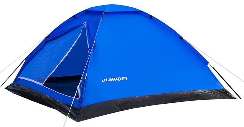 Туристическая палатка четырехместная Acamper DOMEPACK 4