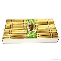 Набор салфеток для сервировки стола Helios бамбук 4 штуки (9825)