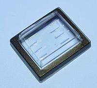 Влагозащита WPC-04 для широких клавишных выключателей RS-201
