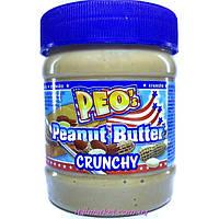 Масло арахисовое (с кусочками арахиса) Peanut Butter 340г