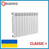РАДИАТОР БИМЕТАЛЛИЧЕСКИЙ (СЕКЦИОННЫЙ) CLASSIC 80x500