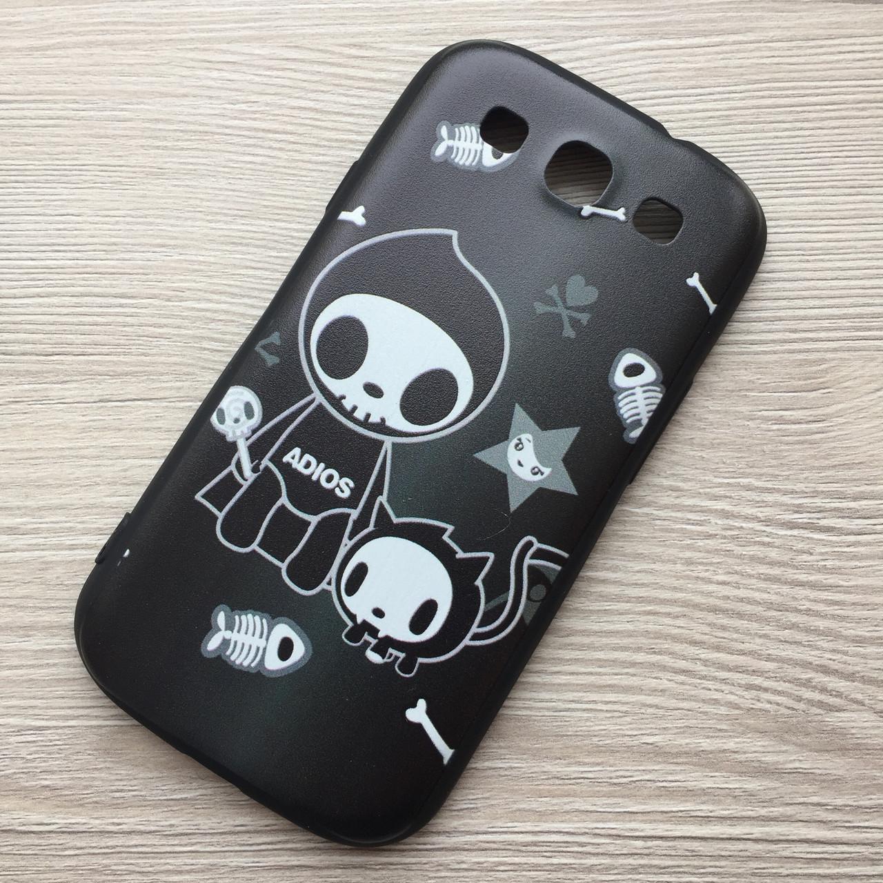 """Силиконовый чехол """"Adios"""" для Samsung Galaxy S3 i9300"""