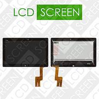 Модуль для планшета Asus VivoTab TF810, TF810C, черный, дисплей + тачскрин