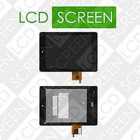 Модуль для планшетов 8 Acer Iconia Tab A1-810, A1-811, черный, дисплей + тачскрин ( Сайт WWW.LCDSHOP.NET ), фото 1