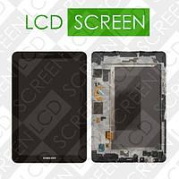 Модуль для планшета Samsung P6800 Galaxy Tab, черный, дисплей + тачскрин ( Сайт для заказа WWW.LCDSHOP.NET )