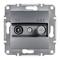 Розетка TV-SAT оконечная Asfora EPH3400162