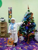 """Наш постійний покупець Владиславчик❤❤❤ Костюм """"Сніговичок""""😊 Бажаємо Владиславчику щастя, здоров'я і багато усмішок, позитивних емоцій!!!"""