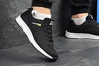 Кроссовки мужские черно-белые Adidas Neo 4837