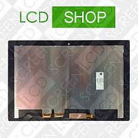 Модуль для планшета 10.1 Sony Xperia Z4, черный, дисплей + тачскрин, фото 1
