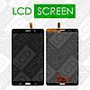 Модуль для планшета Samsung Galaxy Tab 4 7.0 T231 T235, черный, дисплей + тачскрин WWW.LCDSHOP.NET