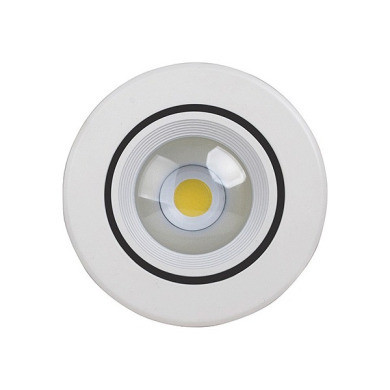 Світлодіодний світильник Horoz (HL694L) 20W 6500K цілий. білий (стельовий) Код.55902