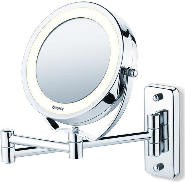 Настенное косметическое зеркало Beurer BS 59 S С высококачественным хромовым покрытием Код: КГ3967