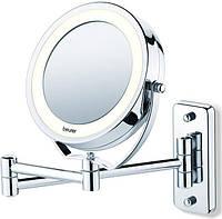 Настенное косметическое зеркало Beurer BS 59 S С высококачественным хромовым покрытием Код: КГ3967, фото 1