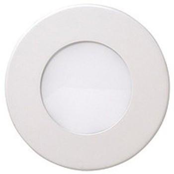 Светодиодный светильник Horoz (HL687L) 6W 6000K круг. белый (потолочный) . Код.56212