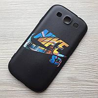 """Силиконовый чехол """"Nike"""" для Samsung Galaxy S3, S3 duos, фото 1"""