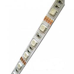 Світлодіодна стрічка Premium SMD 5050/60 12V RGB-IP20 Код.53047