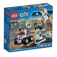 LEGO City Набор для начинающих  «Космос» 60077