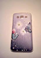 "Чехол""Бабочки""для Samsung G7106"