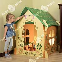 """Детский домик из фанеры """"Феи"""""""