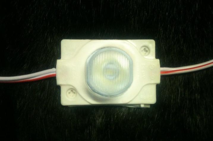 Светодиодный модуль SL ONE-CREE-12SCW линзованный холодный белый IP67 Код.58552