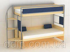 Двухъярусная кровать DJ-L-02