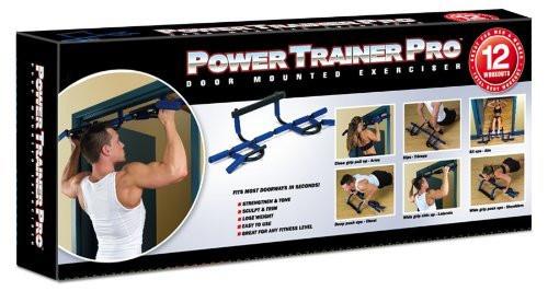Турнік в дверний проріз Power Trainer Pro