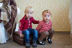 Модная детская осень 2
