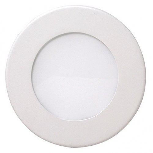 Светодиодный светильник Horoz (HL688L) 12W 6000K круг. белый (потолочный) . Код.56213