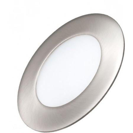 Светодиодный светильник Horoz (HL689L) 15W 6000K круг.хром. мат. (потолочный) . Код.56215