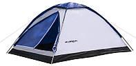 Туристическая палатка двухместная Acamper DOMEPACK 2, вес 1,8 кг