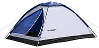 Туристическая палатка двухместная Acamper DOMEPACK 2 кемпинговая