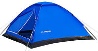 Туристическая палатка четырехместная Acamper DOMEPACK 4 кемпинговая