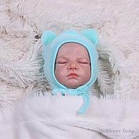 Шапочка для новорожденных Mini (ментол)