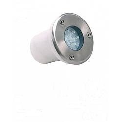 Світлодіодний ґрунтової вбудований світильник Horoz HL940L IP67 білий сатин круглий Код.57110