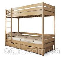 Двухъярусная кровать Дуэт