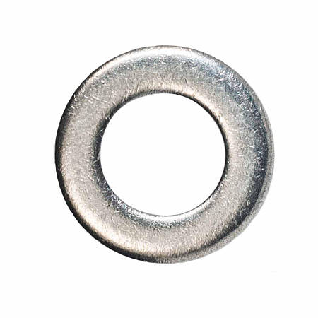 Шайба нержавеющая М16 DIN125 ГОСТ11371-78 косая, прямая фаска